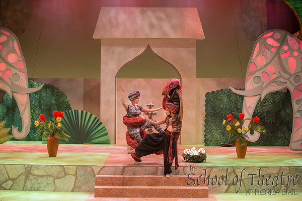 Rikki Tikki Tavi Fallon Theatre 2015
