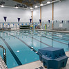 The Fitchburg State University pool at their Recreation Center on North Street in Fitchburg. SENTINEL & ENTERPRISE/JOHN LOVE
