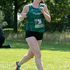 Fitchburg State University Cross Country teams held the Jim Sheehan Memorial Invitational at the Doyle Conservation Area in Leominster on Saturday, September 7, 2019.  FSU's Abby Murphy (#56). SENTINEL & ENTERPRISE/JOHN LOVE