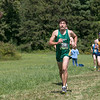 Fitchburg State University Cross Country teams held the Jim Sheehan Memorial Invitational at the Doyle Conservation Area in Leominster on Saturday, September 7, 2019. FSU's Jacob Movsessian (#200). SENTINEL & ENTERPRISE/JOHN LOVE