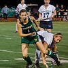 Fitchburg State's Madeline Hoffman during the game against Westfield State on Tuesday evening. SENTINEL & ENTERPRISE / Ashley Green