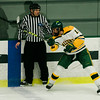 Fitchburg State's Nicholas White in action during the game against Salem State on Thursday evening. SENTINEL & ENTERPRISE / Ashley Green