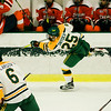 Fitchburg State's Cameron Snyder in action during the game against Salem State on Thursday evening. SENTINEL & ENTERPRISE / Ashley Green