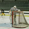 The Fitchburg State men's hockey team practices at the Wallace Civic Center on Thursday afternoon. FSU will open their season on Friday evening at 7 p.m. against Southern New Hampshire. SENTINEL & ENTERPRISE / Ashley Green