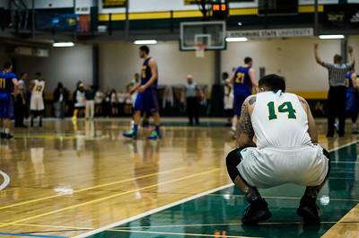 FSU v. WSU Mens Basketball 2-23-17