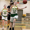 Fitchburg State University women's basketball played Dean College on Tuesday night at the FSU Recreation Center in Fitchburg. FSU's #32 Lindsay McDonald. SENTINEL & ENTERPRISE/JOHN LOVE