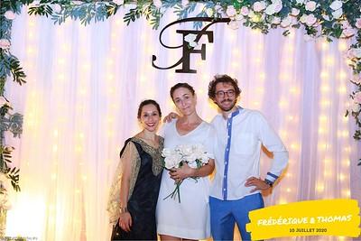 Frédérique & Thomas wedding instant print photo booth @ Yellow House Ha Noi | Chụp hình in ảnh lấy ngay Tiệc cưới tại Hà Nội | Photobooth Hanoi