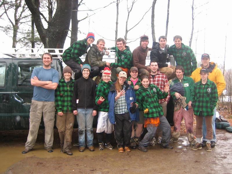Colby Mud Meet 2009