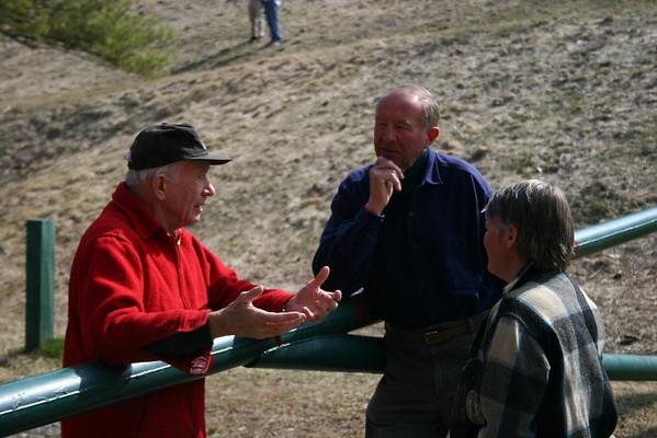 Spring Meet practice meet 2009