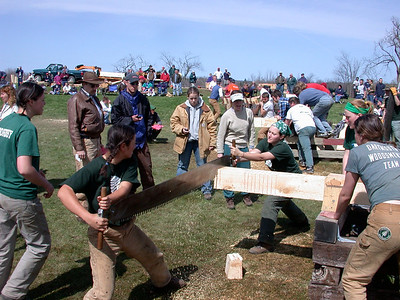 Woodsmen's Weekend 2002