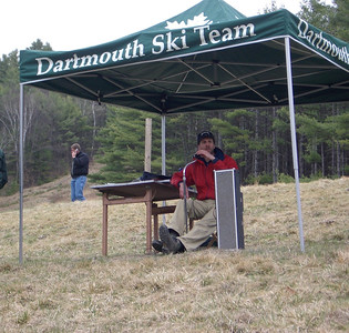 April 23, 2004: WW04 Friday events at Oak Hill and Storrs Pond. Kevin Peterson was the master of ceremonies throughout.