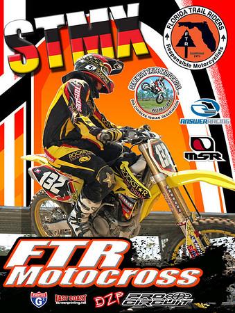 FTR-MX #4 @ Seminole Tribe Motocross 2008