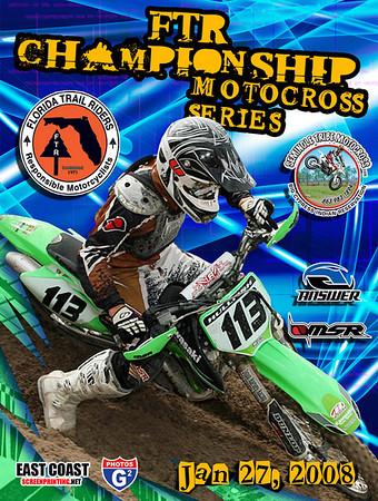 FTR-MX # 6 @ Seminole Tribe Motocross 2008