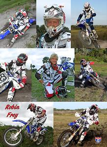 Robin Frey collage
