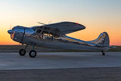 Cessna 195 N3868V 3-6-21