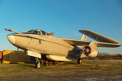 United States Navy Douglas EA-3B 146453 3-6-21
