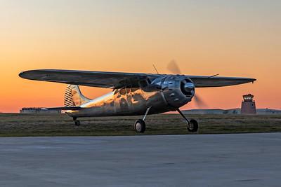 Cessna 195 N3868V 3-6-21 2