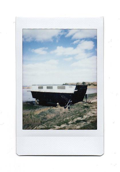 house boat, hayling island, hampshire