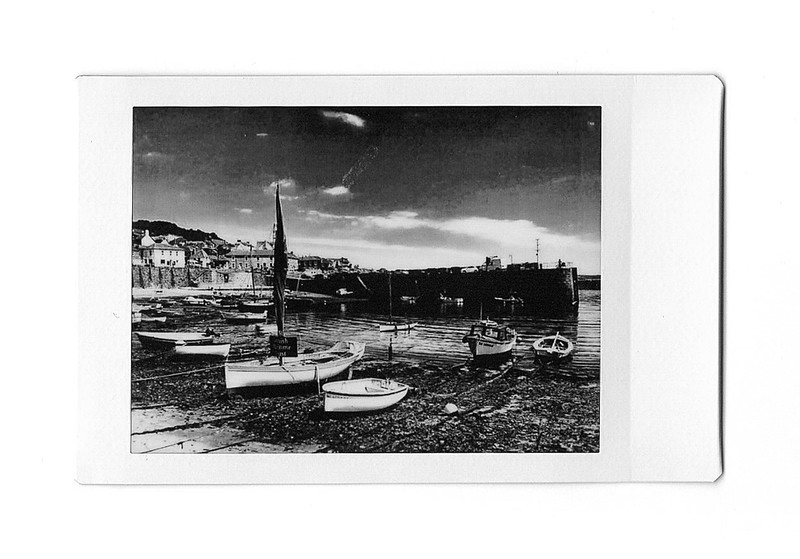 harbour, mousehole, cornwall