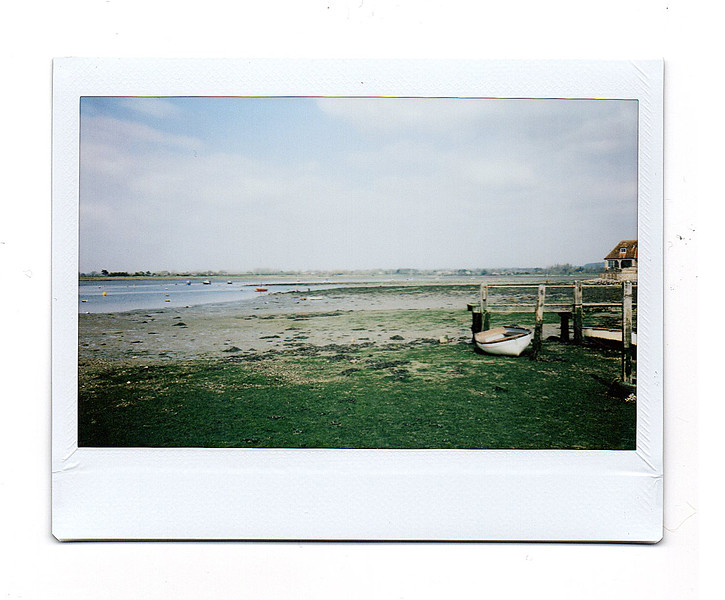 view from bosham quay, west sussex