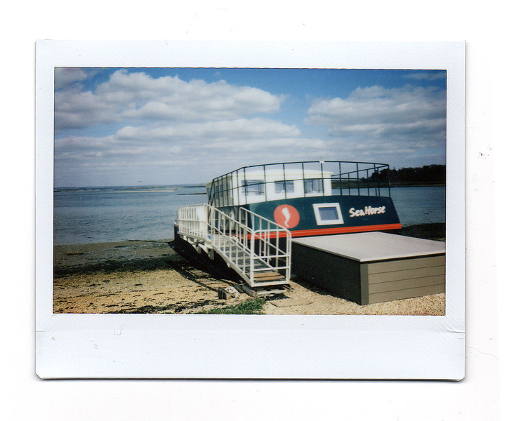 houseboat, hayling island, hampshire