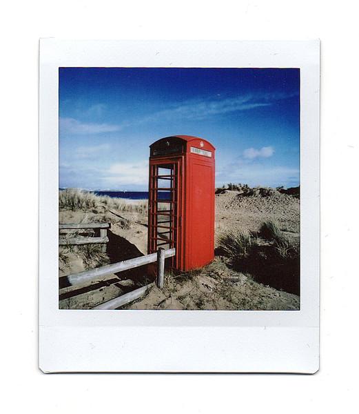 phonebox, studland, dorset