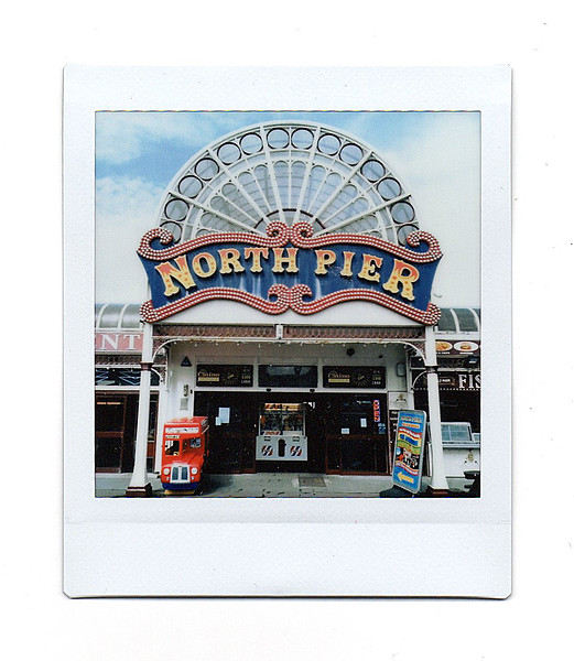 north pier, blackpool, lancs