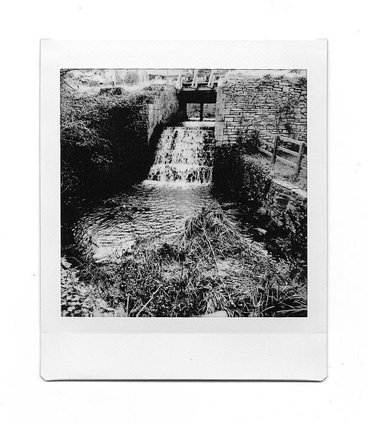 waterfall, corfe, dorset