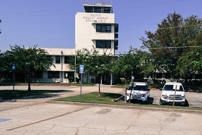 FULTON COUNTY AIRPORT BROWN FIELD: Includes several offices, a terminal, and a kitchen