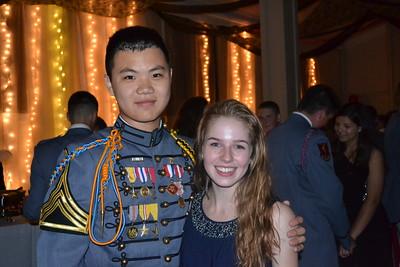 Military Ball Girls