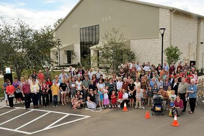 Christian Education Center Consecration