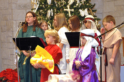 Christmas Photos from FUMC Pflugerville