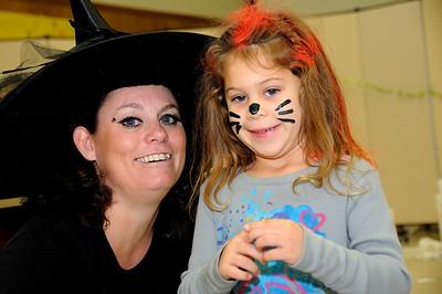 Pecan Street PreSchool Halloween Party 2010