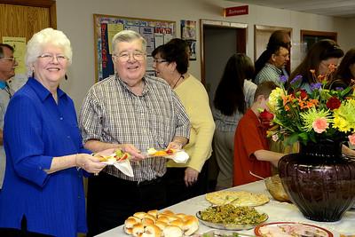 Ted & Kathy Shaw Goodbye