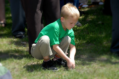 Christian Education Center Groundbreaking