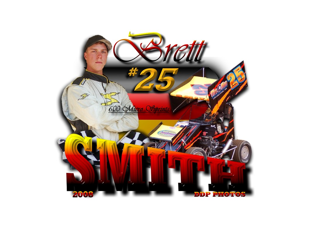 brett smith print