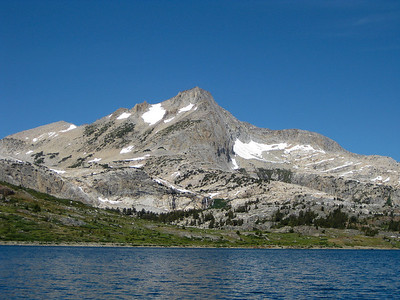 Rugged peaks everywhere.