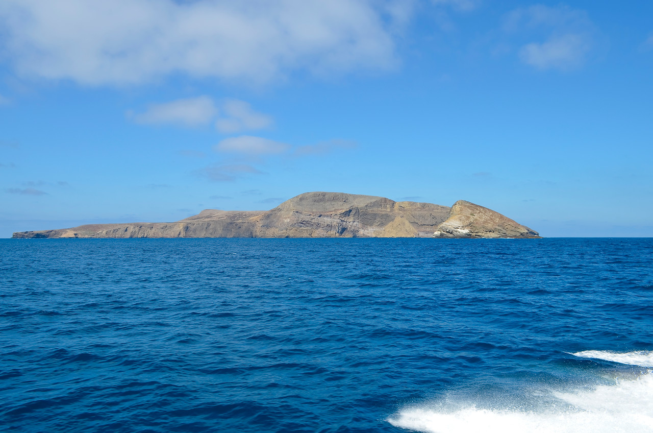 Santa Barbara Island and Sutil Island