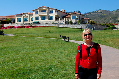 Donald trump National golf Course, Palos Verdes Peninsula, CA