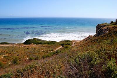 On the horizon Santa Catalina Island