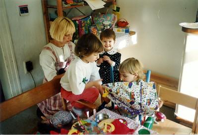 Siling with Ceca, Anika und Kathrin, in Weden
