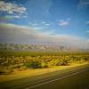 Miles long smoke covering Sierra