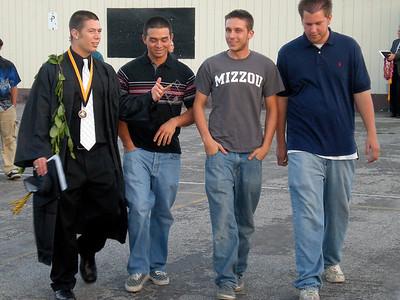 Todo, Dean, Jonathan & Matt