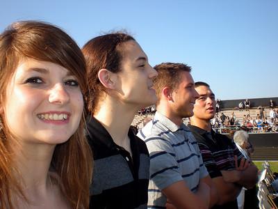 Tamtam, Daniel, Jonathan & Dean
