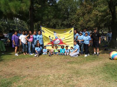 9-17-2005 Banner Rancho Park group 1