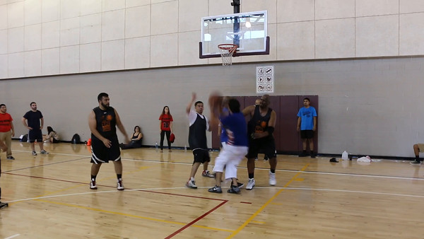 VIDEO CLIP - FunMania Basketball Tournament - D.P.S.S.