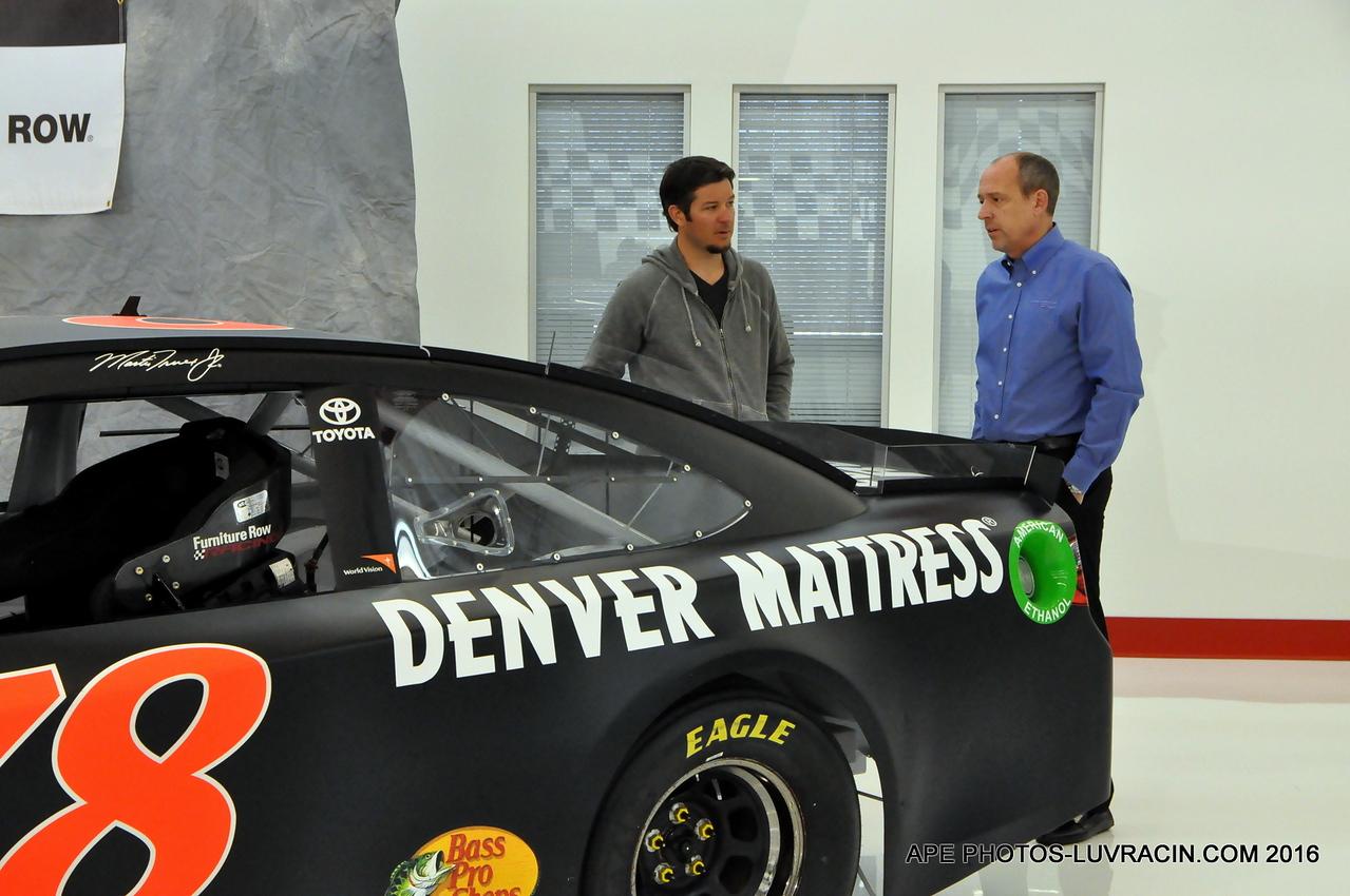 MARTIN TRUEX Jr AND DAVID WILSON TRD