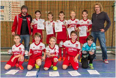 Turniersieg in Todtnau: Hallenbezirksmeisterschaft Qualifikation 11.01.2014
