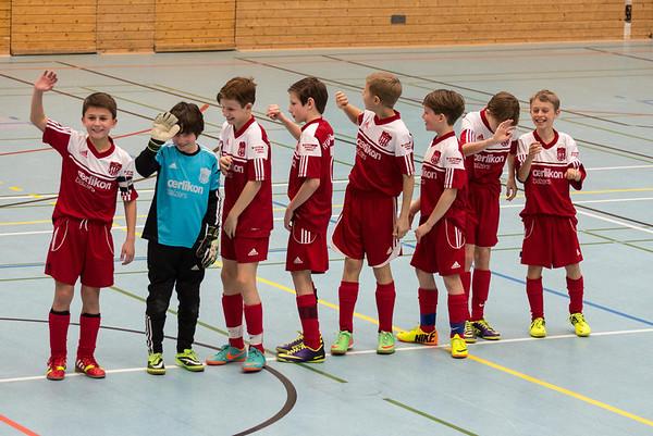 Turniersieg bei ESV Freiburg  , März 2014