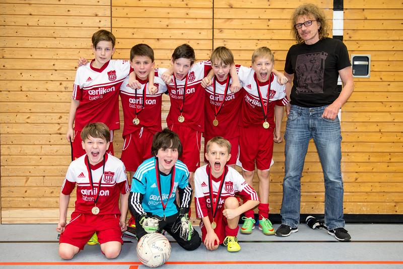 1. Platz bei ESV-Freiburg (01-März-2014)